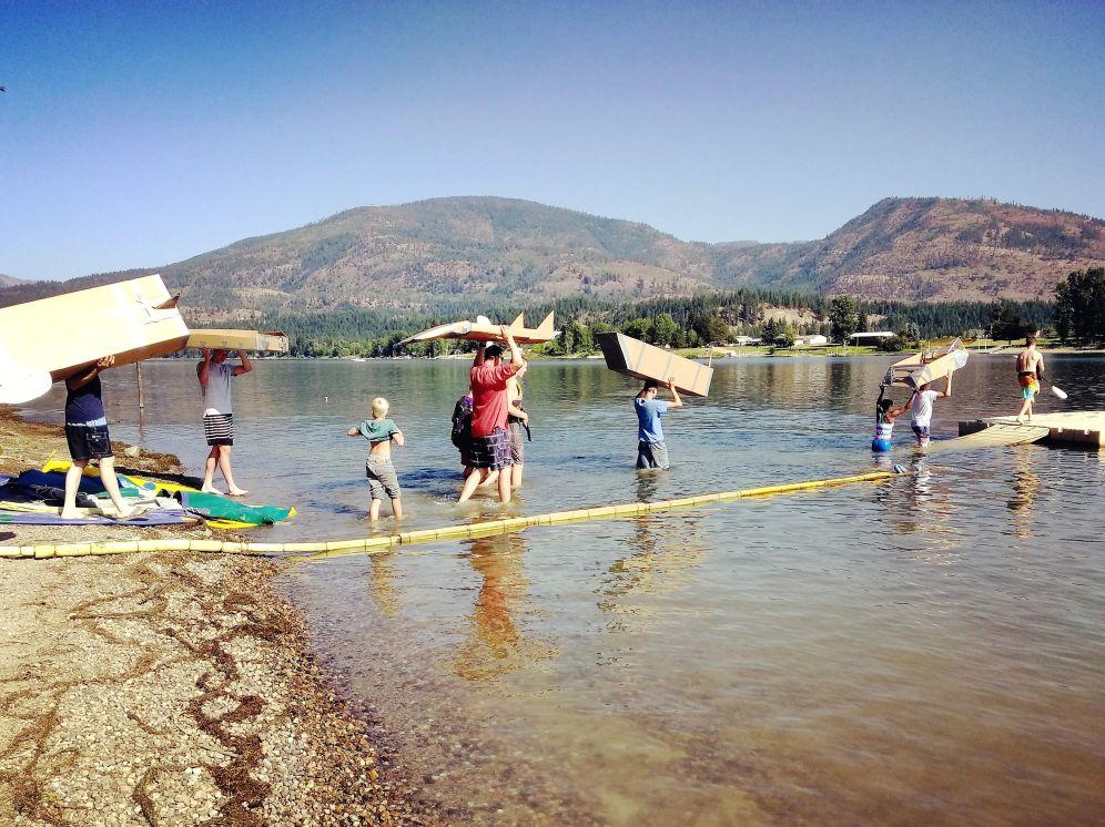 2017camp boatrace